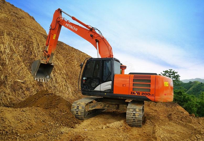 Medium Excavators - Hitachi Construction Machinery Malaysia