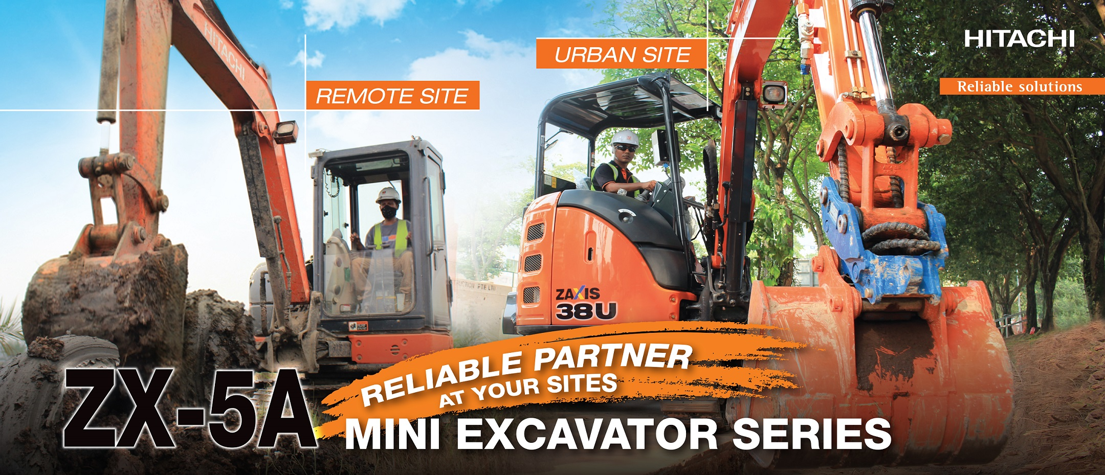 Hitachi Construction Machinery Malaysia